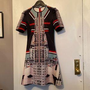 Clover Canyon Metropolis Dress